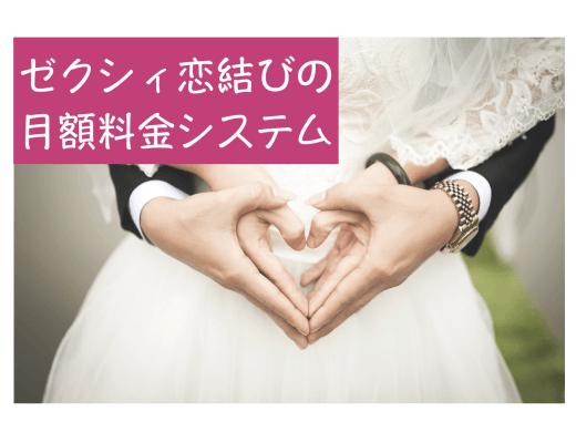 ゼクシィ恋結びの月額料金システム|金額・有料会員・無料機能について男性・女性別に解説!